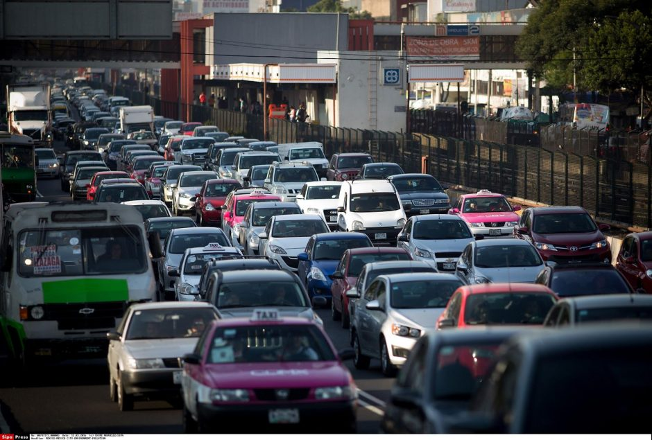 Pasaulio vairuotojai pernai sutaupė 6,4 mln. tonų CO2