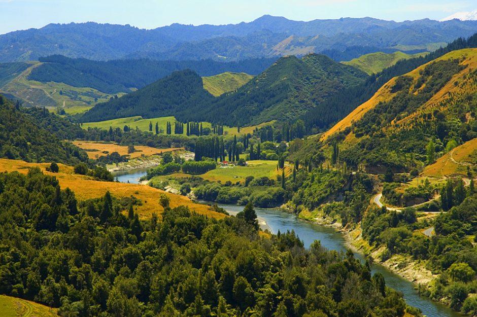 Naujosios Zelandijos upė pripažinta juridiniu asmeniu
