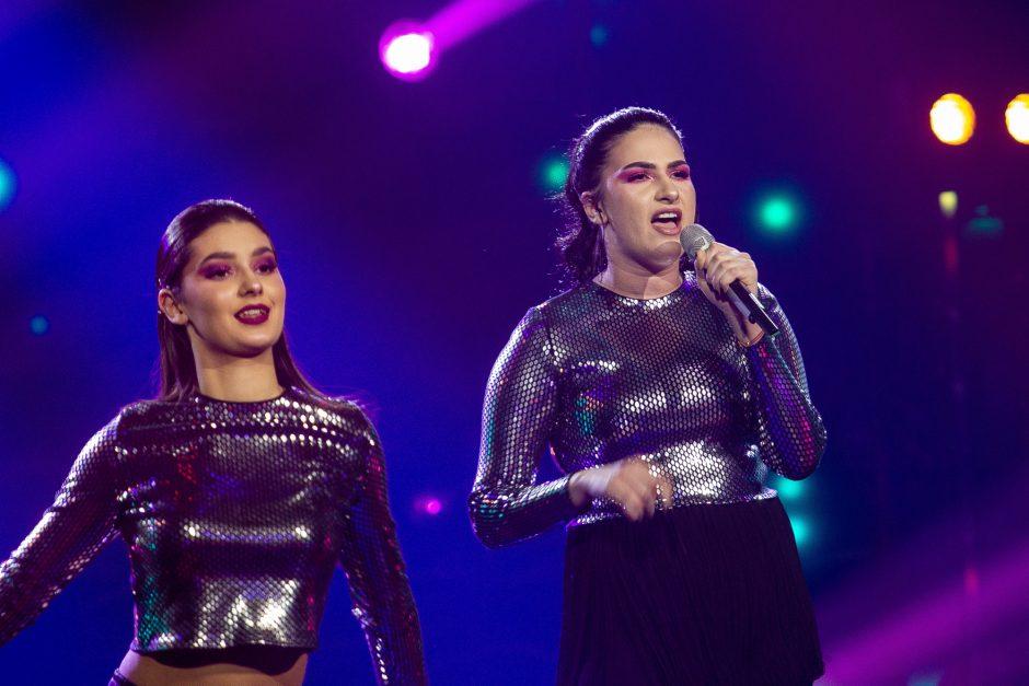 """Ketvirtoji nacionalinės """"Eurovizijos"""" atranka"""