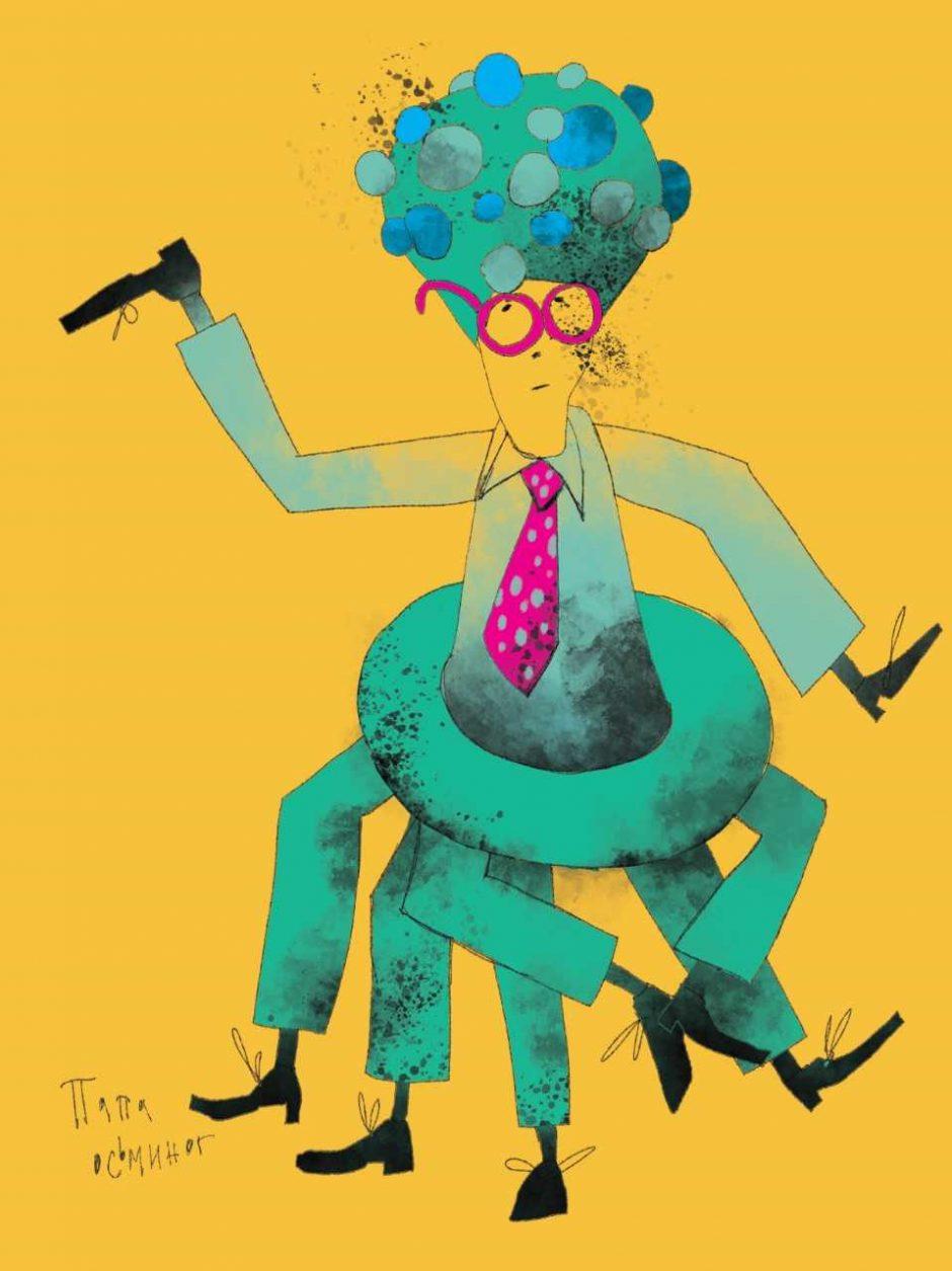 """Smalsios, linksmos, kūrybingos asmenybės susiburs LRDT premjeroje """"Musė"""""""