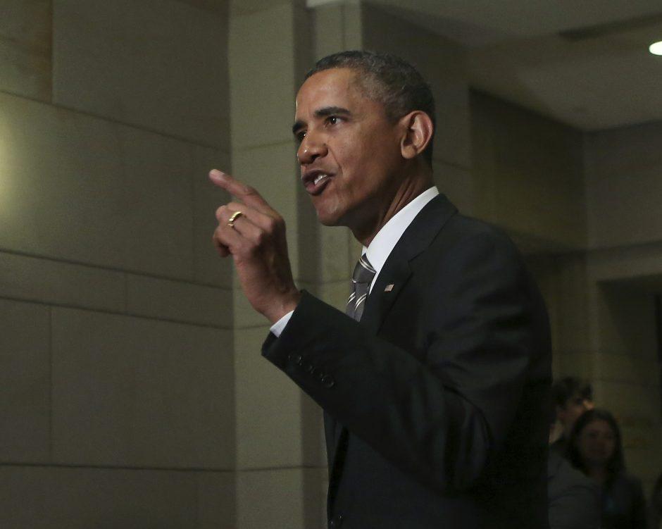 B. Obama kritikuoja televizijos realybės šou žvaigždes Kardashianus