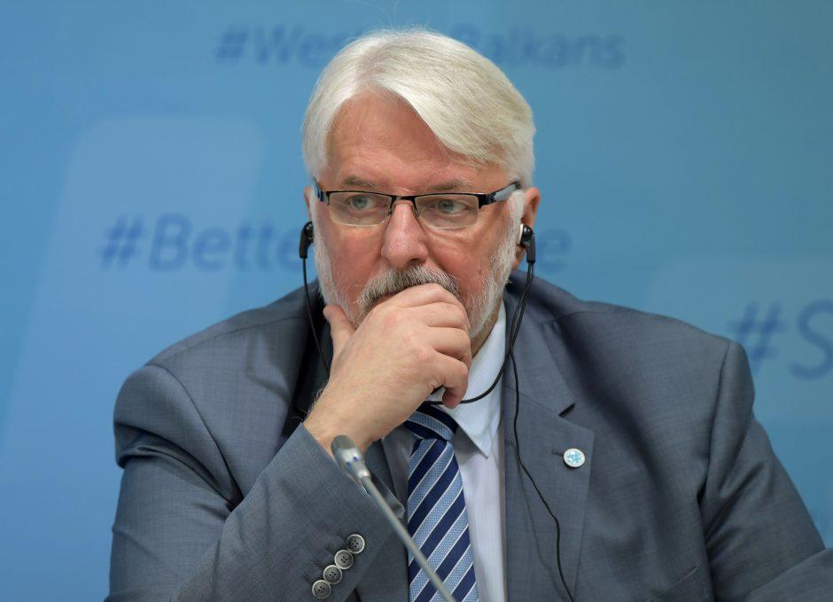 Užsienio reikalų ministras: Lenkija vis dar yra demokratiška
