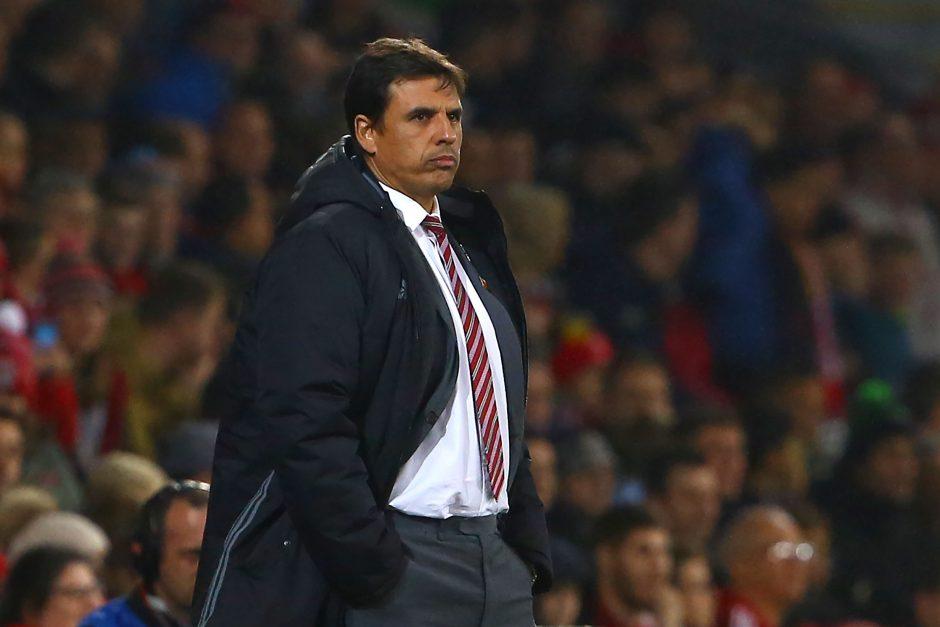 Velso treneris palieka rinktinę dėl darbo Anglijos klube