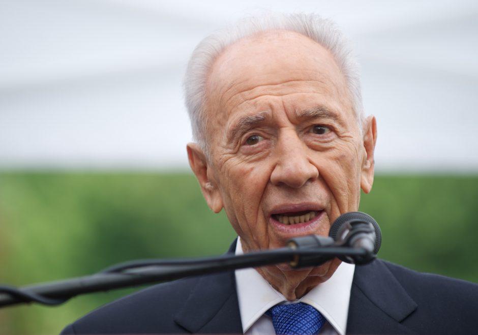Į Vilnių atvyko Izraelio prezidentas