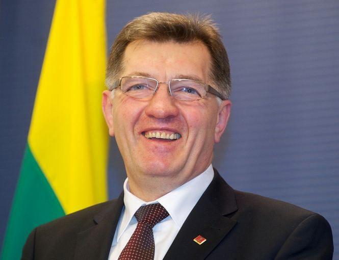 Premjeras A.Butkevičius rugsėjį susitiks su popiežiumi