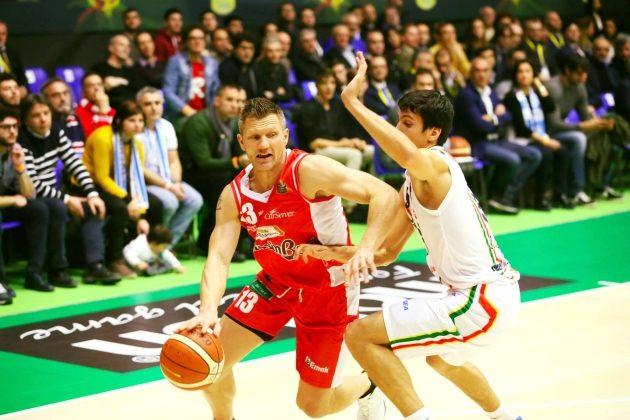 R. Kaukėno klubas laimėjo lietuviškų komandų akistatą Italijoje