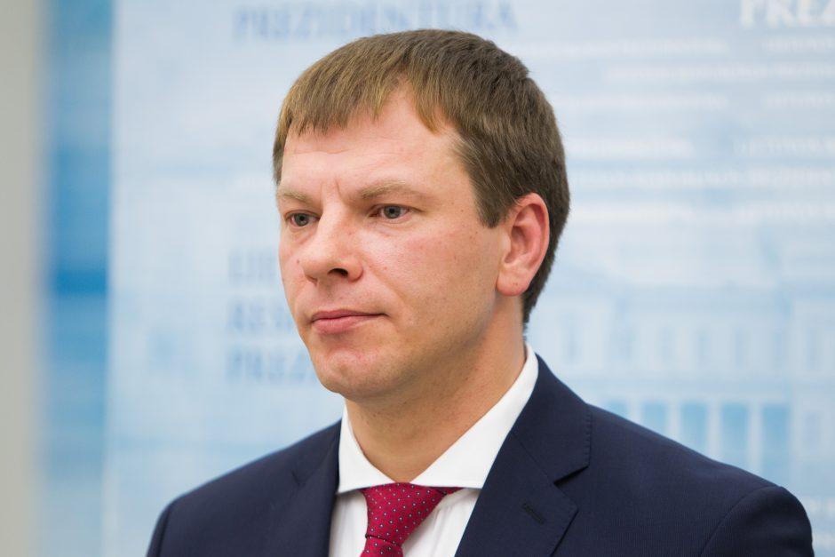Vyriausioji V. Šapokos patarėja paliko Finansų ministeriją