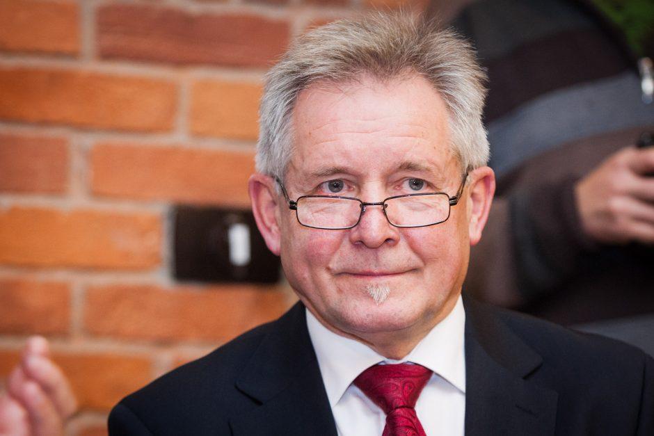 A. Sysas: kitų metų Seimo biudžetas gali siekti apie 90 mln. litų