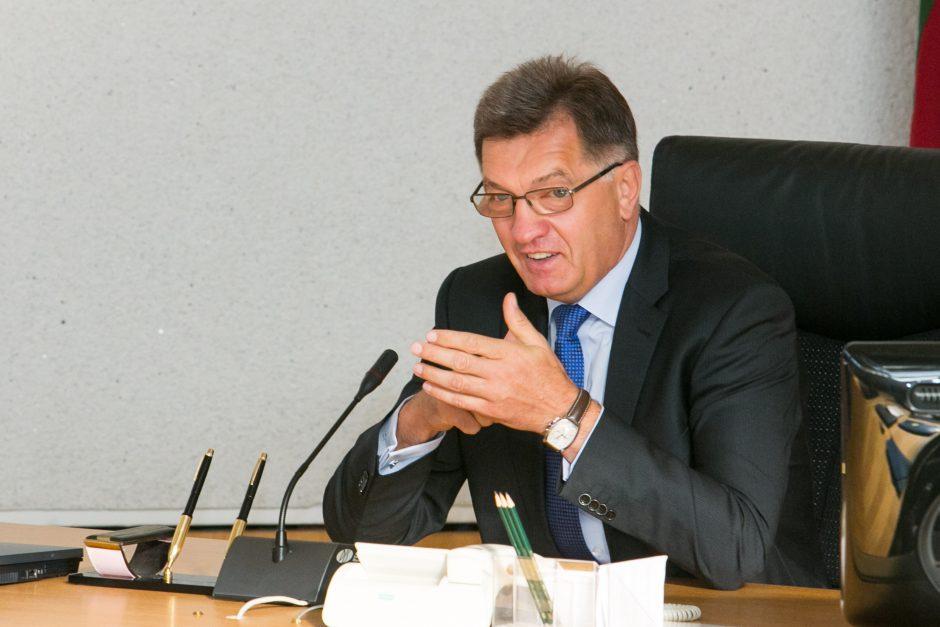 A.Butkevičius: krizės metu buvo galima dar didinti valstybės skolą