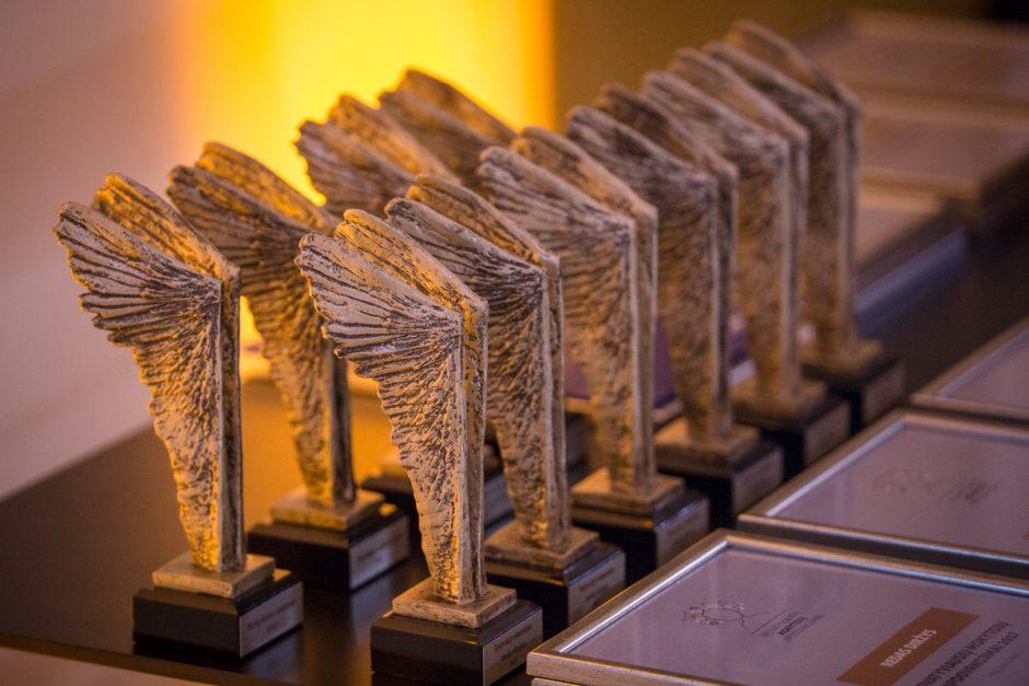 Apdovanoti inovatyviausi mokytojai