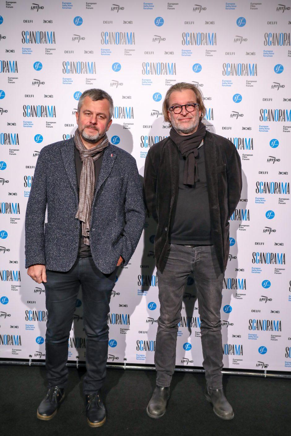 """Paskelbta kino festivalio """"Scanorama"""" pradžia"""