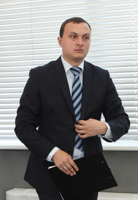 Atleistas NMA vadovas E. Bėrontas