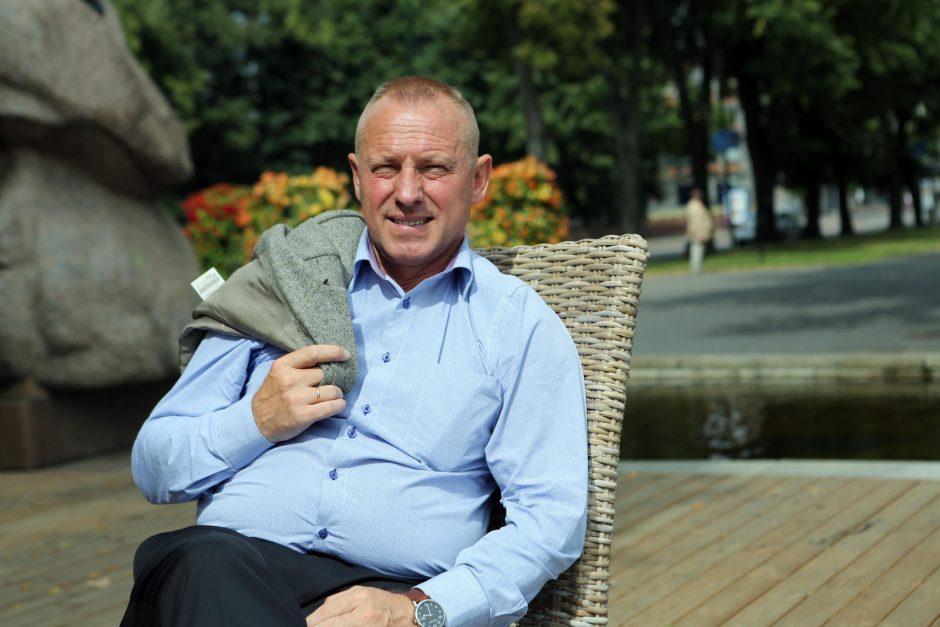 Armėnija apdovanojo buvusį Lietuvos karininką, išgelbėjusį karį nuo azerbaidžaniečio