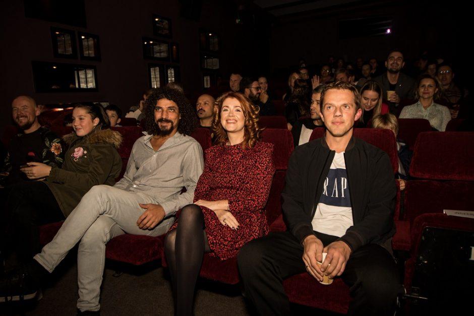 """Trumpametražiame filme """"Skamp"""" pasakoja, kaip vos neiširo grupė"""