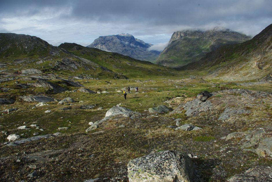 Žygis per atšiaurią Grenlandiją – su mazochizmo elementais