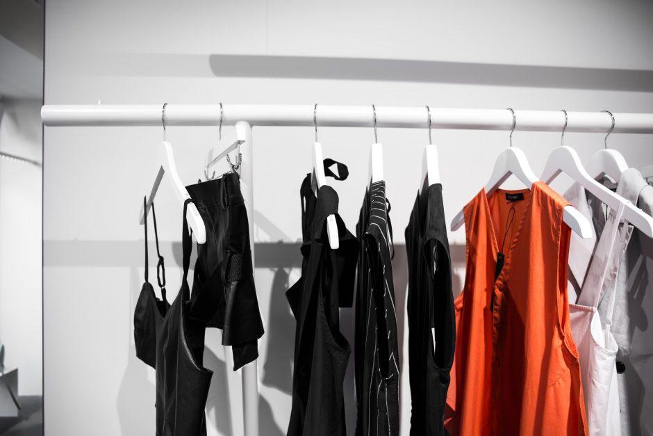 """""""KOKO"""" erdvėje – nauja Latvijos dizainerės K. Gutmane kolekcija"""
