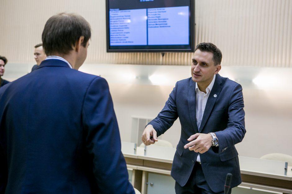 Kauno konservatoriai turi naują seniūną