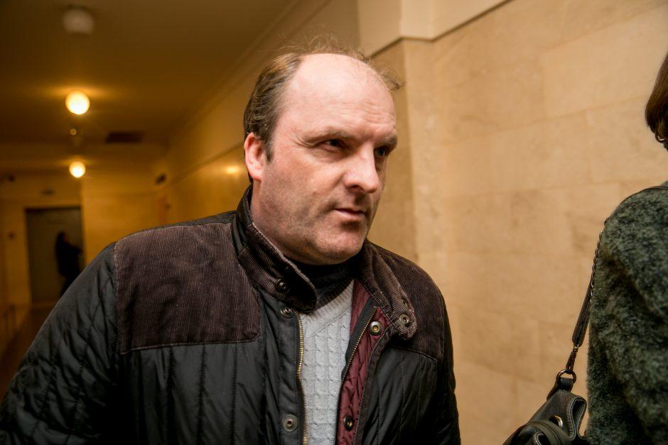Paskelbus nuosprendį pedofilai suimti teismo salėje