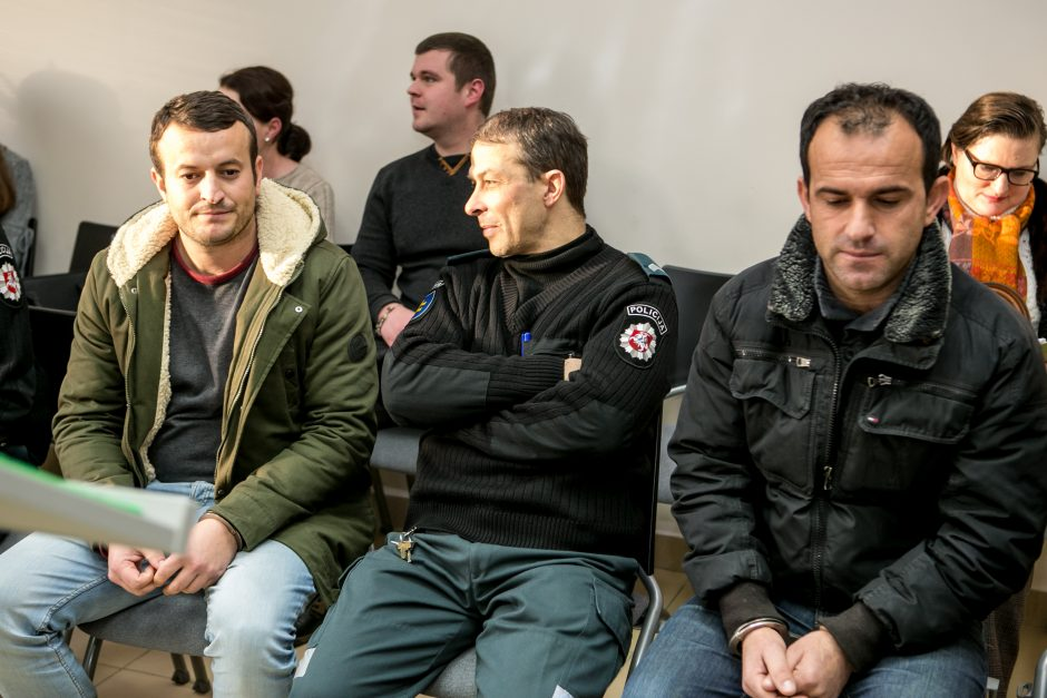 Albanų fiasko – su laiminga pabaiga