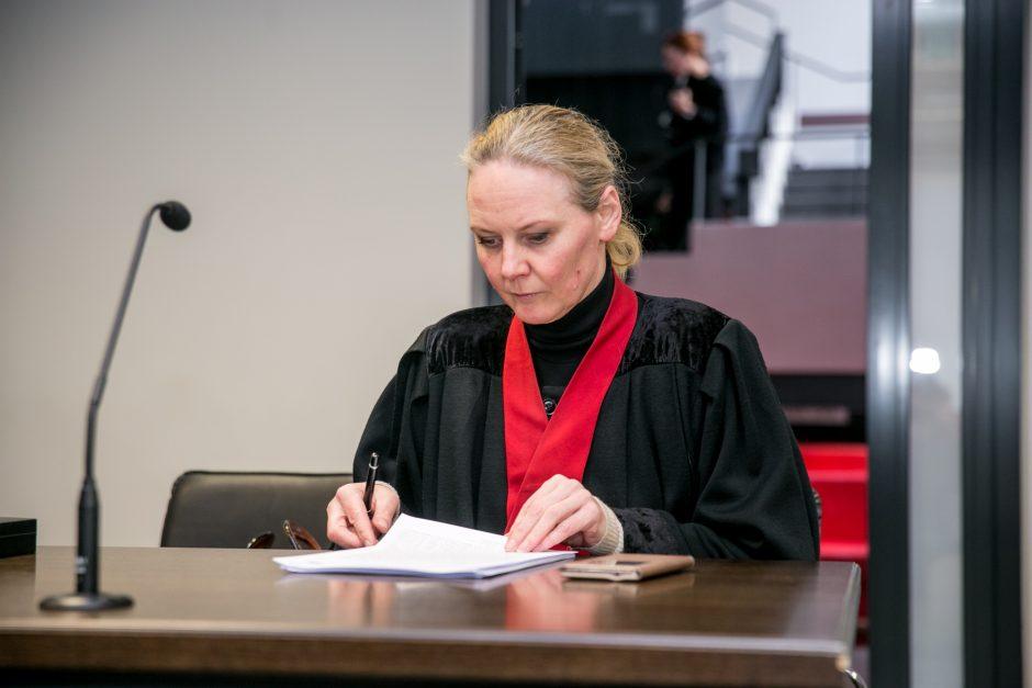 Finansinės aferos V. Kudirkos progimnazijoje byla
