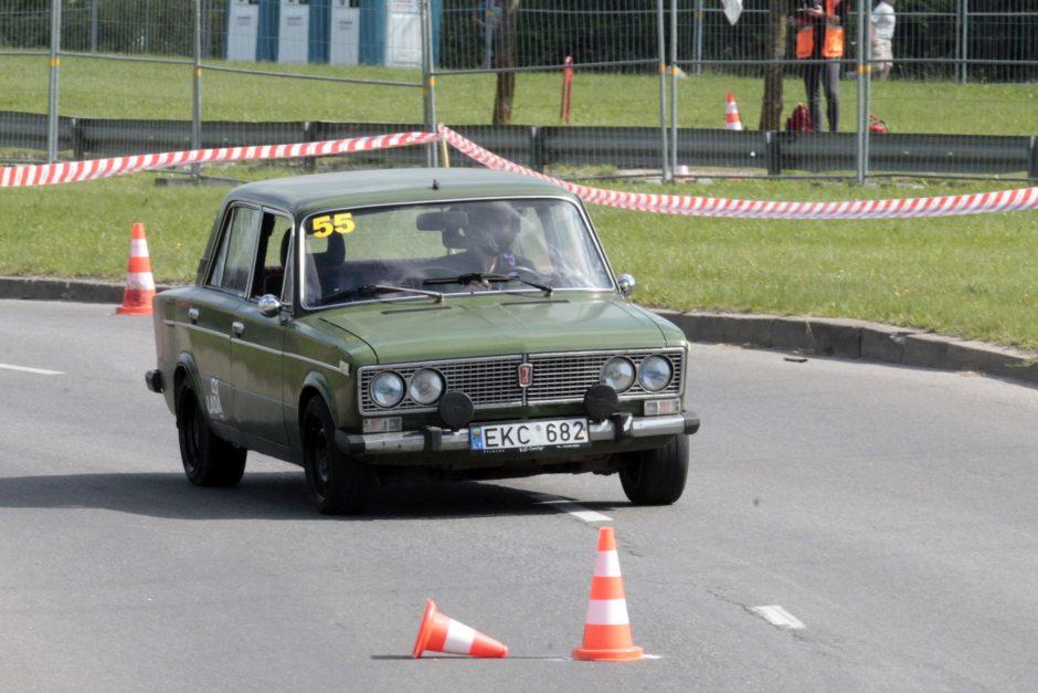 Savaitgalį Vilniuje karaliauja automobilių ir motociklų sportas