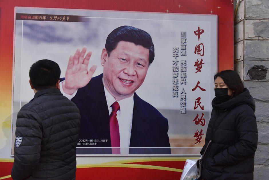 Kinija ima klestėti: ar jos autoritarinis modelis taps siekiamybe?