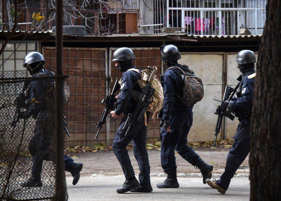 Antiteroristinė operacija Tbilisyje