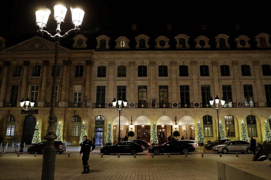 """Prancūzijos policija rado visas iš viešbučio """"Ritz"""" pagrobtas brangenybes"""