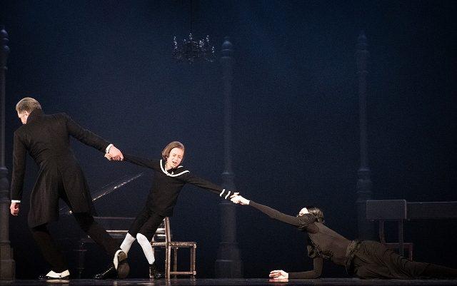 """""""Ana Karenina"""" – spektaklis, turintis širdį (interviu)"""