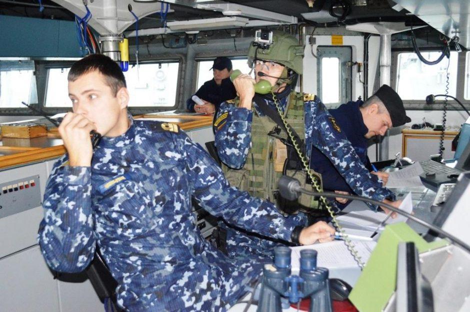Lietuvos kariai kovos su nelegaliu imigrantų gabenimu į Europą