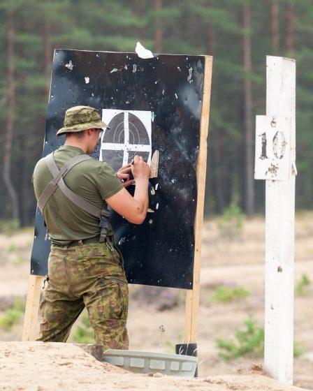 Lietuvos karių būrys ruošiasi misijai Malyje