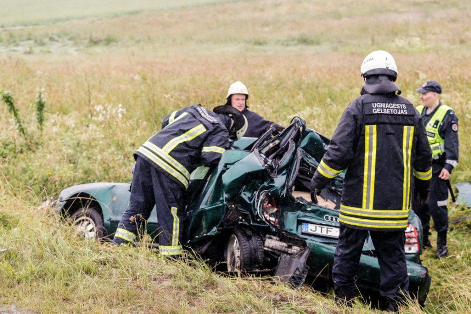 Šalia Klaipėdos įvyko kraupi avarija