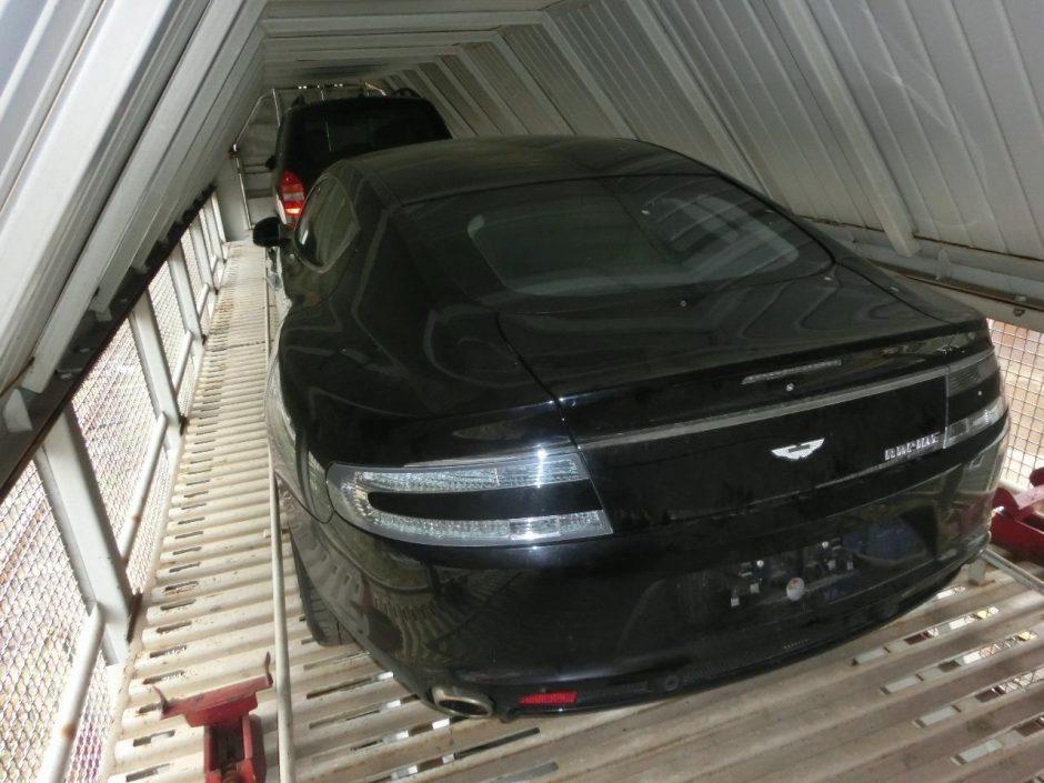 Kaune rasti Vokietijoje vogti prabangūs automobiliai – jų kaina viršija 1 mln. litų