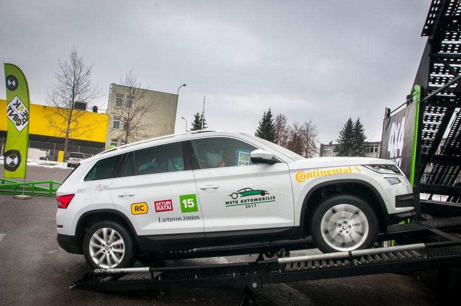 Ateca Mobili Tv.Metų Automobilio 2017 Visureigių Rezultatai Is Bandymų