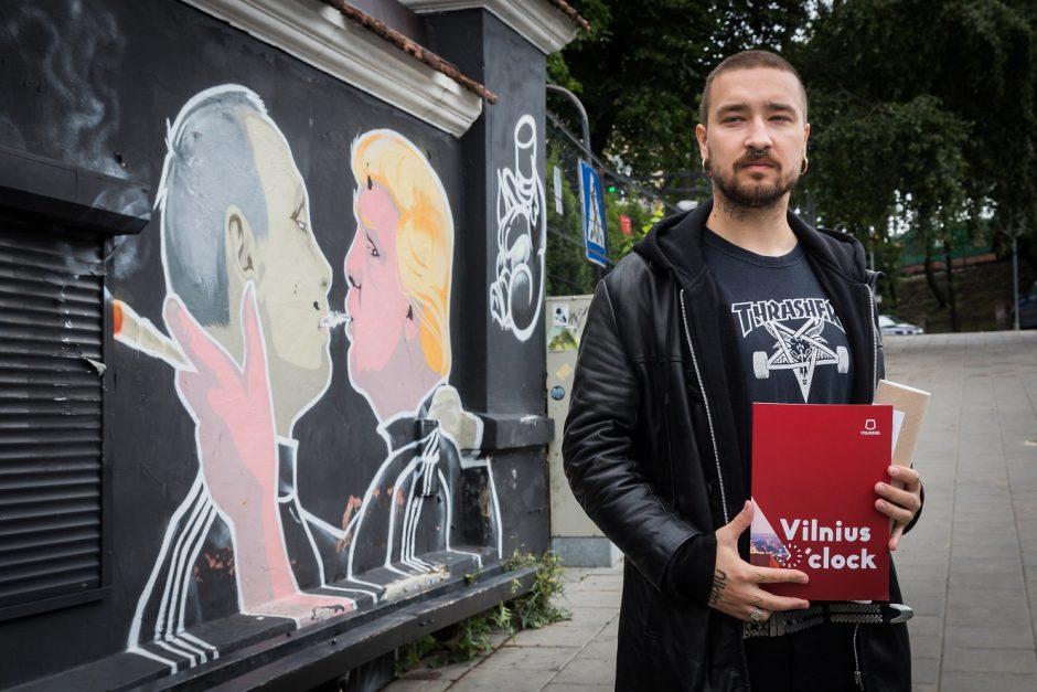 Ką Vilniuje siūlo nuveikti sostinės gyventojai ir garsūs miestiečiai?