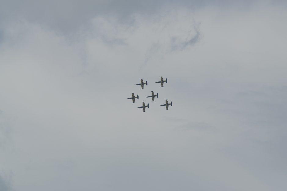 Kaune – aviacijos šventė