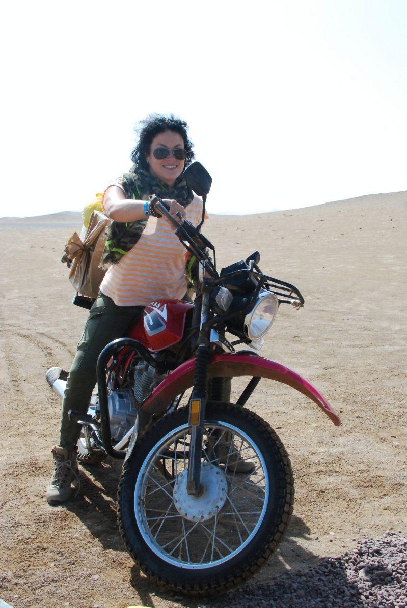 Į Dakaro ralį išvykstanti kaunietė: mintimis būsiu su sergančiais Lietuvos vaikais