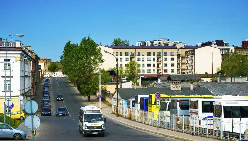 Kardinalūs pokyčiai: kaip stoties rajonas atrodys po 10 metų?