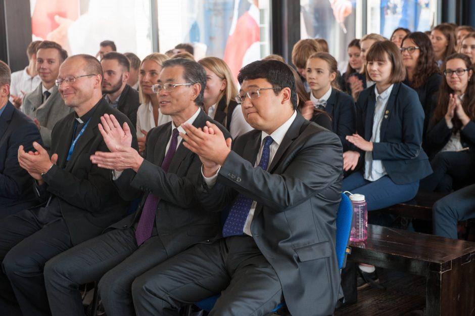 Kinijos ambasadorius: gerbkite Lietuvą