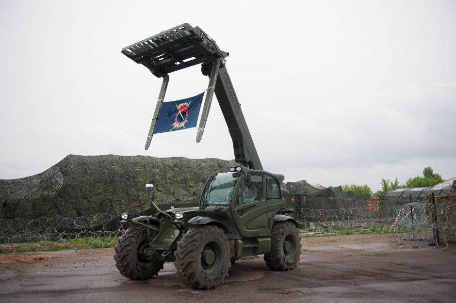NATO ryšių pratybos Kaune