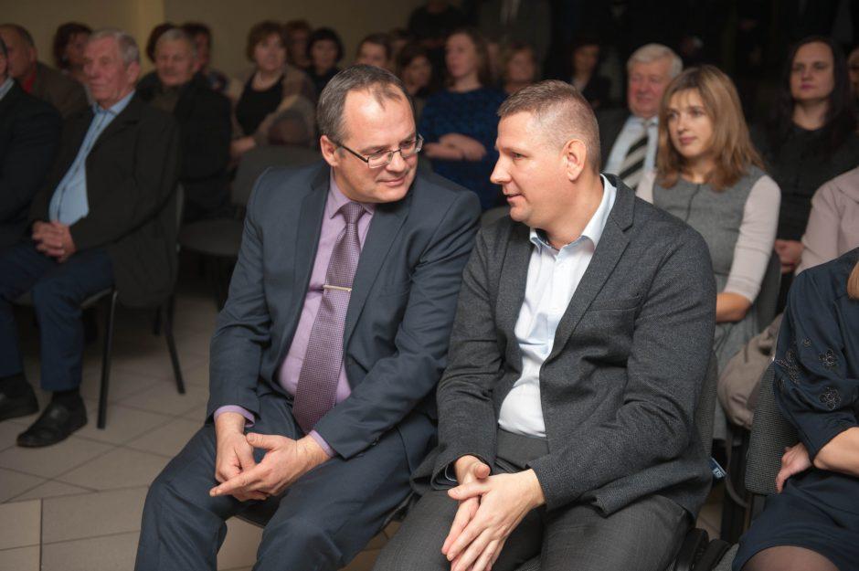 """""""Kauno švara"""" jau 25-ą kartą pagerbė darbo veteranus"""