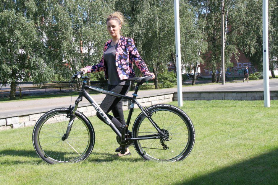 """""""Velomaratono"""" entuziastams – galimybė laimėti tvirtą dviratį"""
