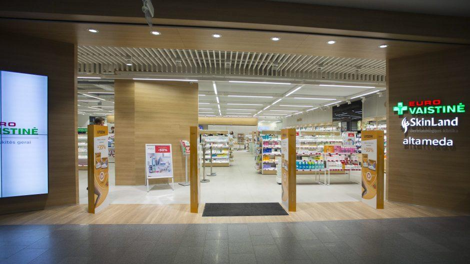 Kaune atidaroma vaistinė ir klinikos viename