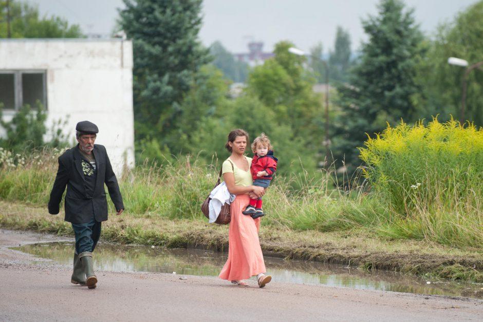 A. Zuokas: romams, kaip ir visiems vilniečiams, galioja tos pačios įstatymų normos