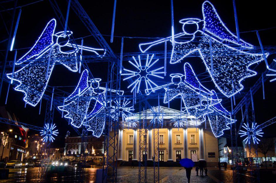 Britai Vilnių įrašė į pasaulio miestų dešimtuką tarp geriausių vietų švęsti Kalėdas