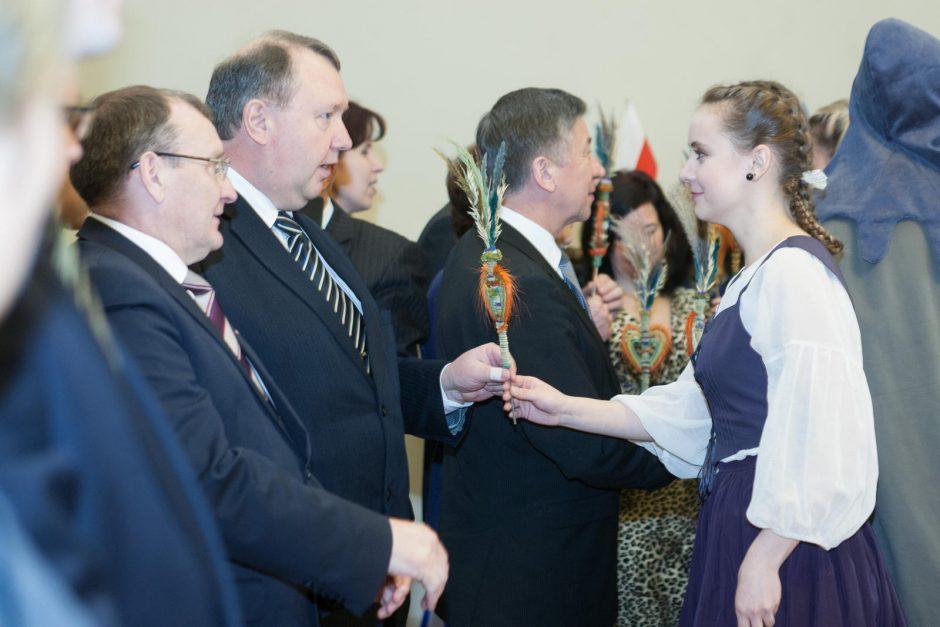 Vilnius ir Lvovas pasirašė bendradarbiavimo sutartį