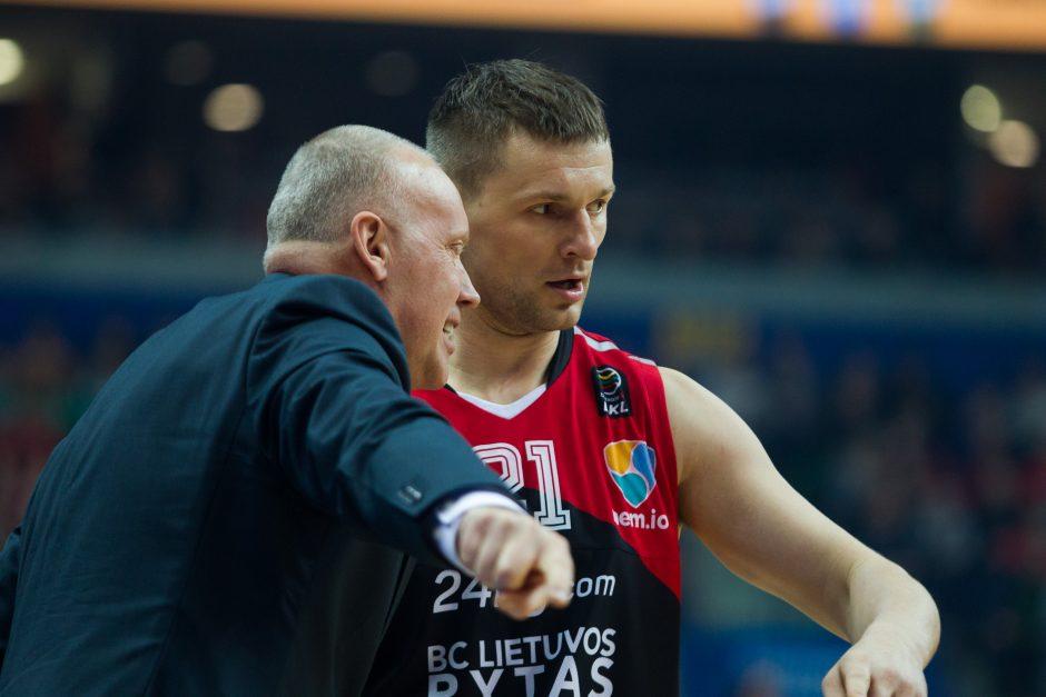"""""""Lietuvos rytas"""" tapo pirmuoju Karaliaus Mindaugo taurės finalo dalyviu"""