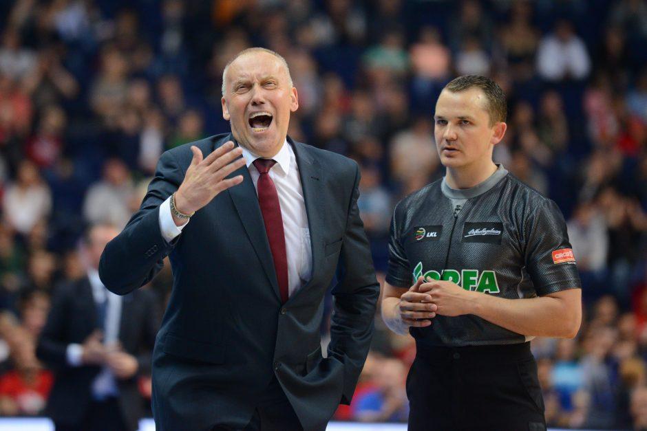 """""""Lietuvos rytas"""" po atkaklios kovos įveikė """"Neptūną"""" ir žengė į LKL finalą"""