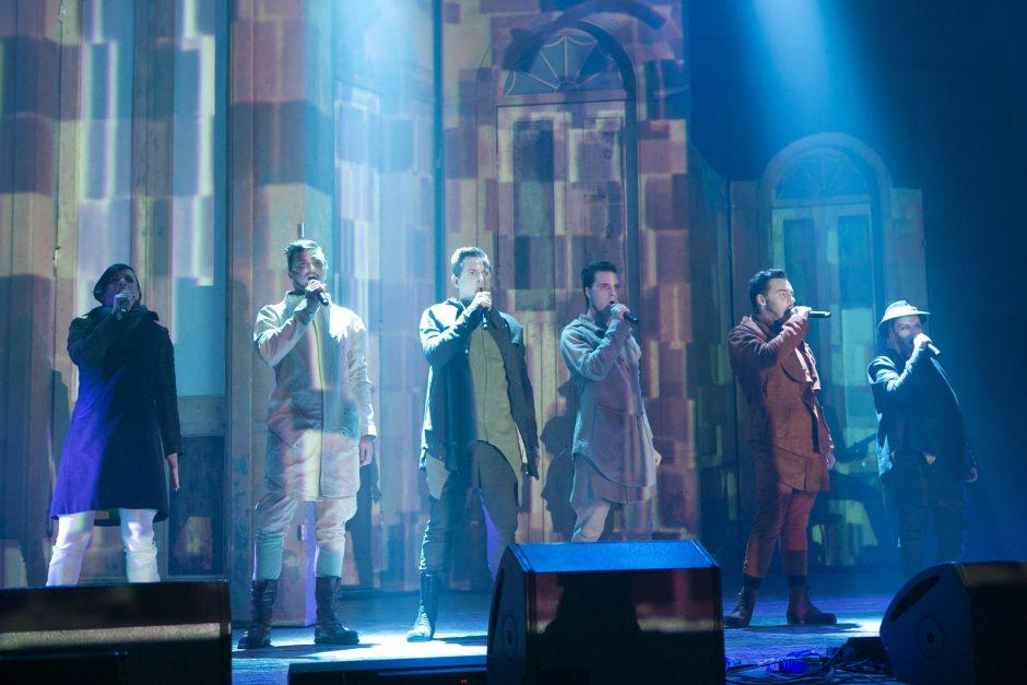 """""""Vilnius City Opera"""" sudrebino Sporto rūmus"""