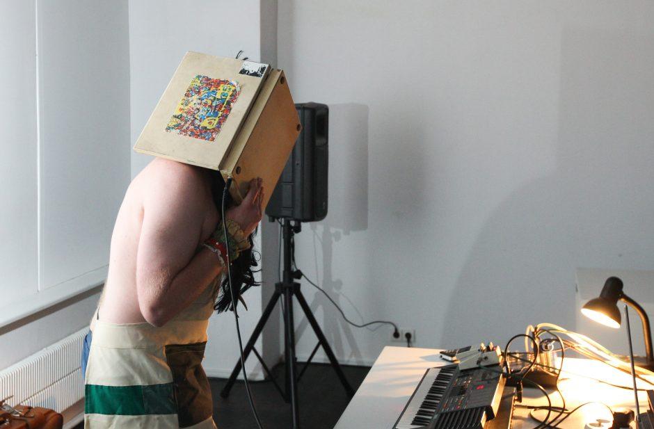 Garso meno renginių ciklas POST galerijoje Kaune